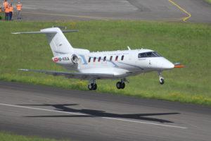 Pilatus PC-24 maiden flight