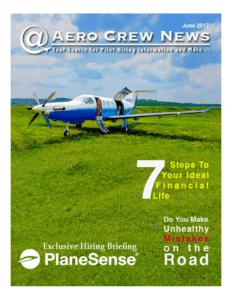 Aero Crew News magazine.