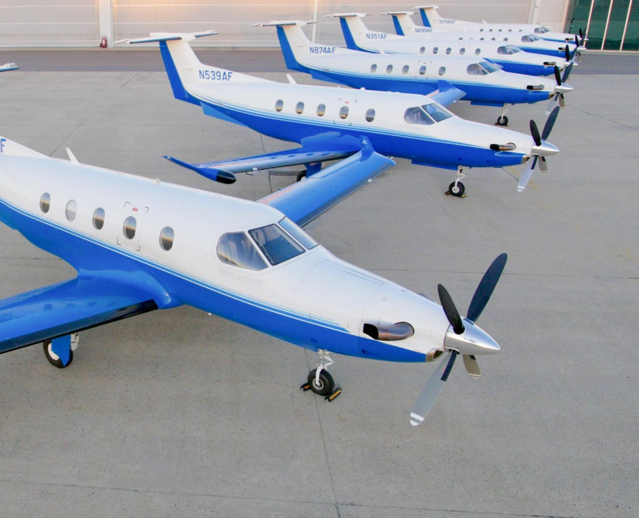 Aviation jobs available at PlaneSense including First Officer on Pilatus PC-12 aircraft