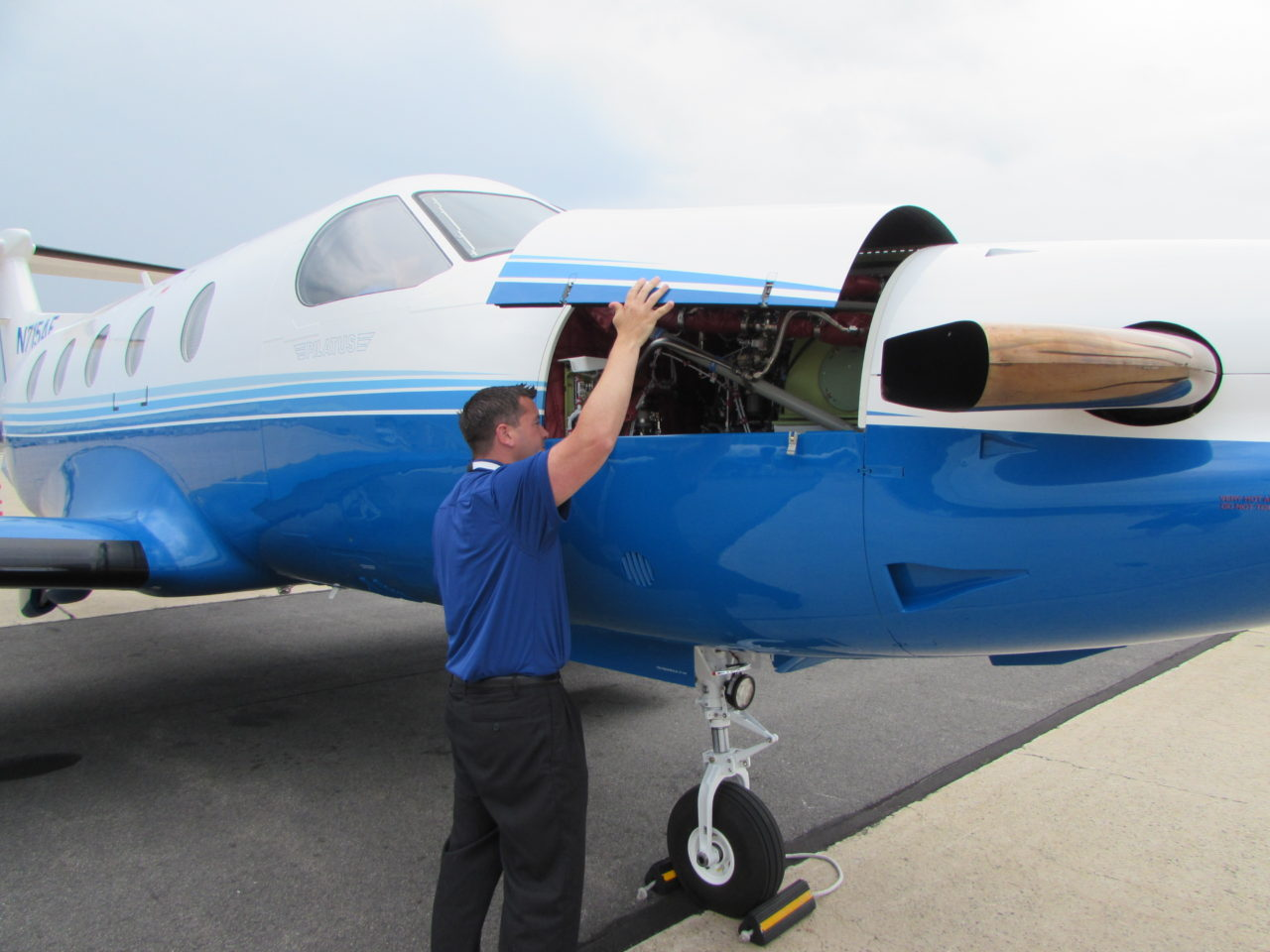 PlaneSense mechanics
