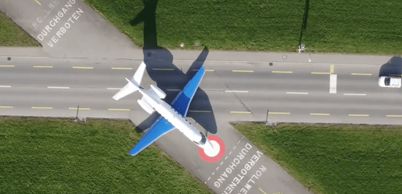 PC-24 aerial photo