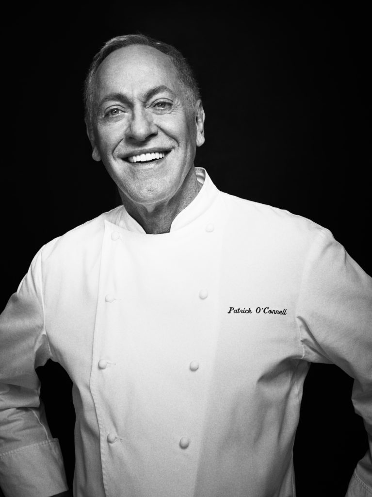 Owner and Chef, Patrick O'Connell