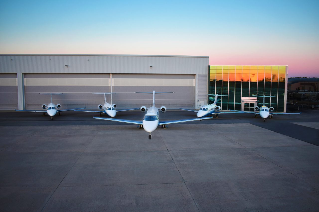 fractional-jet-ownership-PlaneSense-fleet