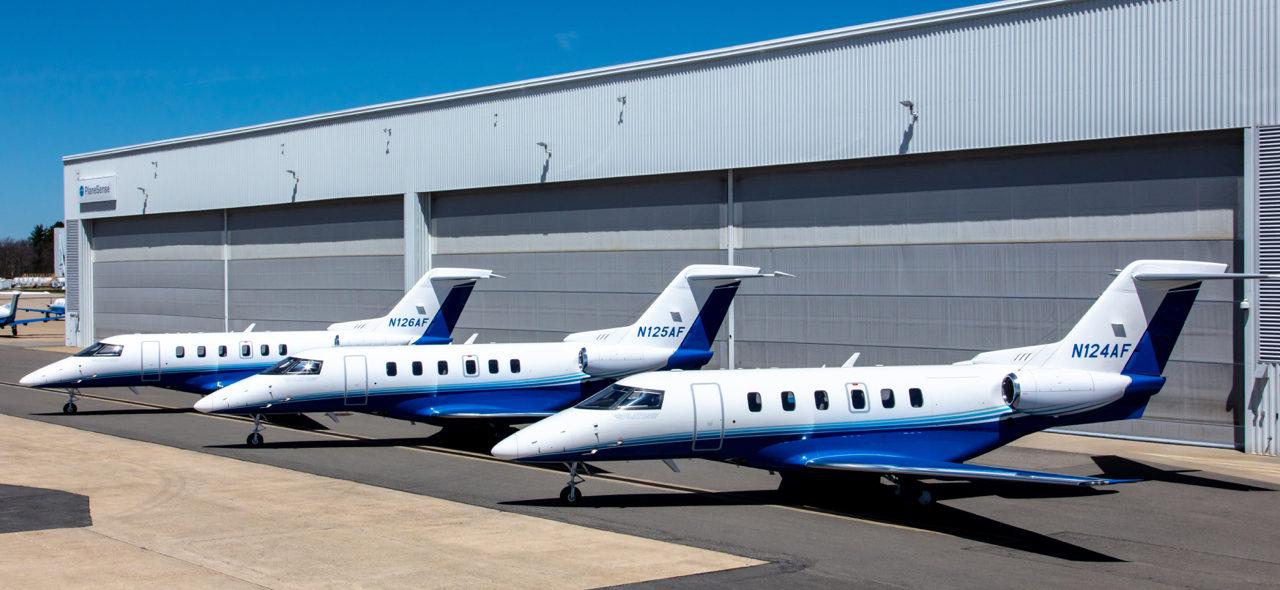 PlaneSense PC-24 fleet.