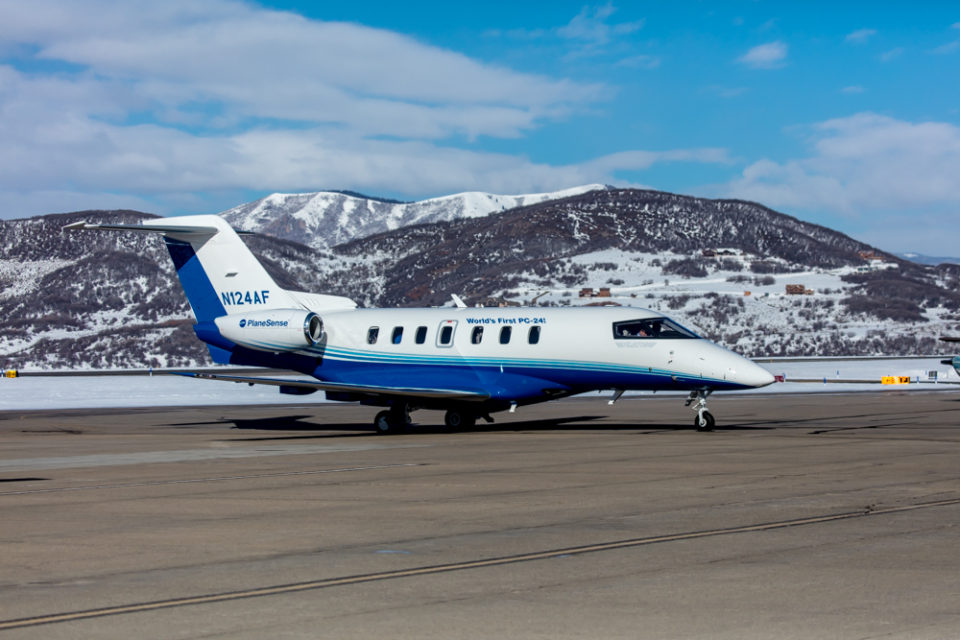 PC-24 jet fractional ownership
