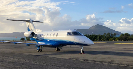 A Planesense Aircraft