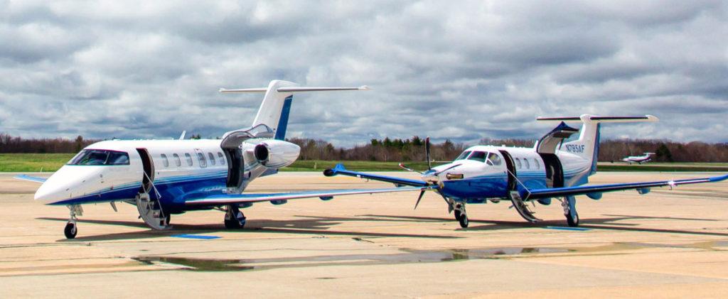 private jet fleet pc-12 pc-24