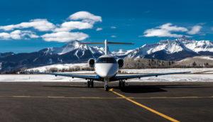 PC-24 Jet in Telluride, CO